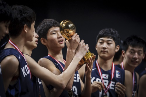 13 Hyeongjun KIM (Korea)