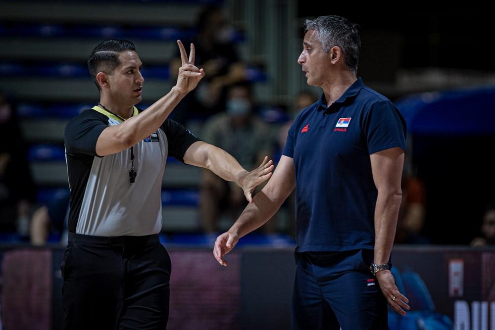 """Serbia, il CT Igor Kokoskov: """"L'Italia poteva mostrare maggior classe nei festeggiamenti"""""""