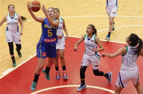 5 Clarissa Fernandes Carneiro (BRA)