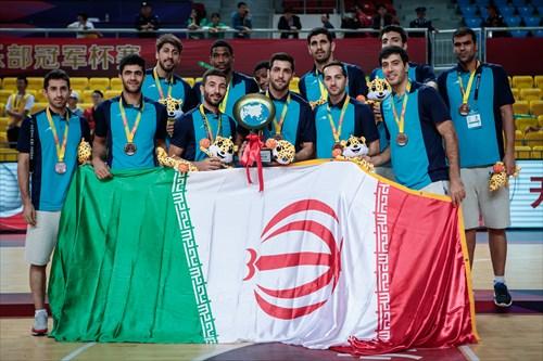 Team IRI - Bronze Medal
