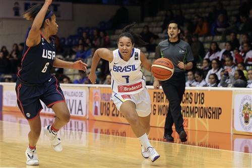 6 Tyasha Pearl Desiree Harris (USA), 7 Lays Da Silva (BRA)
