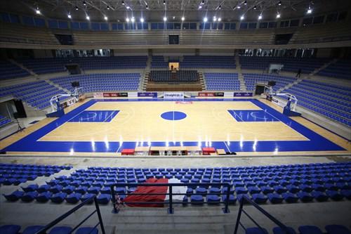 Nouhad Nawfal Gymnasium - The FIBA Asia Cup 2017 Venue
