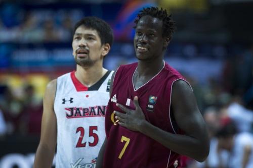 7 Daoud Mousa DAOUD (Qatar); 25 Takatoshi FURUKAWA (Japan)