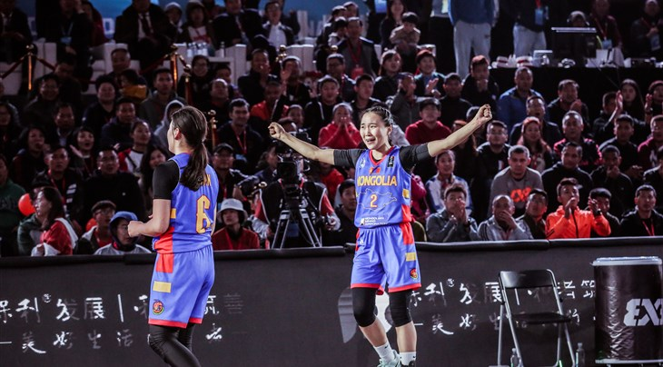 Mongolia's remarkable 3x3 rise from underdogs to Olympians