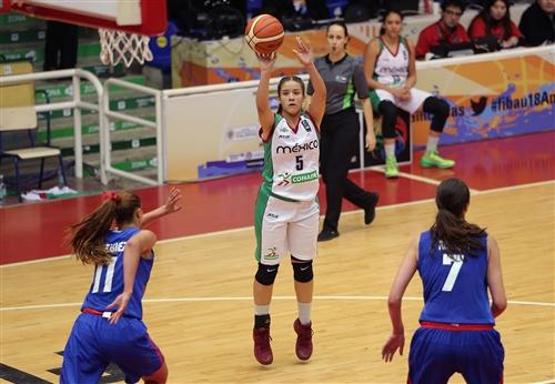 5 Ornella Rivera (MEX)