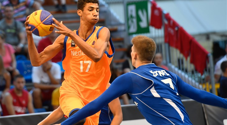 Netherlands steal the show on Day 2 at FIBA 3x3 U18 Europe Cup 2017