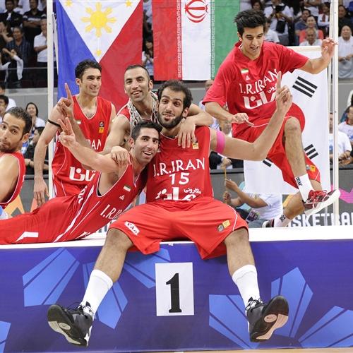 Hamed HADADI (Iran)