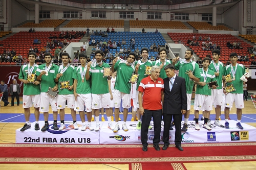 Team IRI (Iran)