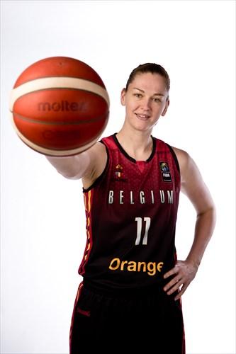 11 Emma Meesseman (Belgium)