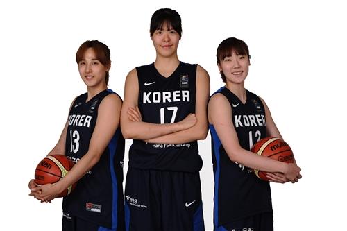 Danbi KIM, Jisu PARK & Hyejin PARK (Korea)