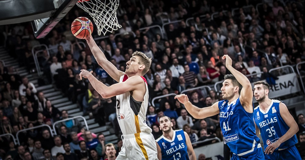 Germany - FIBA Basketball World Cup 2019 European Qualifiers