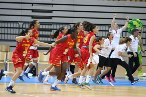 FIBA U18 Women's European Championship 2015