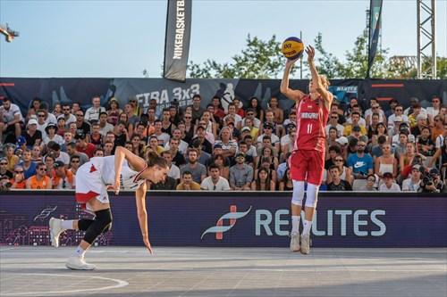 7 Alexandra Theodorean (HUN), Russia vs Hungary - finals (21/06/2017)