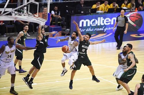 10 Gabriel Giron (MEX), 6 Walter Hodge (ISV)