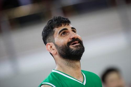 15 Mohammed Al-khafaji (IRQ)