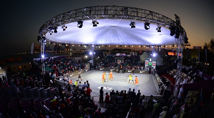 FIBA 3x3 World Tour season extending in 2019 with Masters in Doha in April