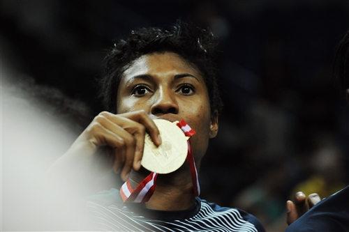 8 Angel MCCOUGHTRY (USA)