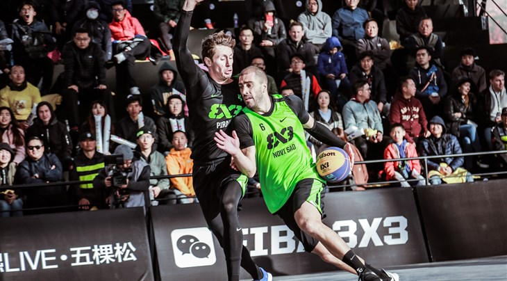 Fan vote open for Most Spectacular Player of FIBA 3x3 World Tour 2018