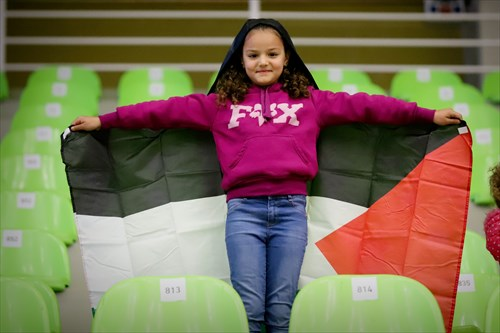 Palestine VS Sri Lanka