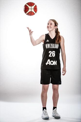 26 Tayla Dalton (NZL)