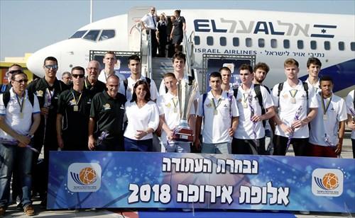 Champions, Israel