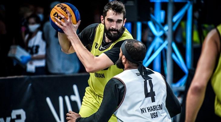 Kojic awarded MVP of FIBA 3x3 World Tour Europe Masters 2020