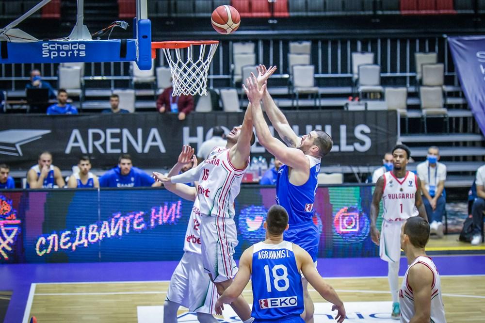 7 Dimitrios Agravanis (GRE), 15 Stanislav Vaklinov (BUL)