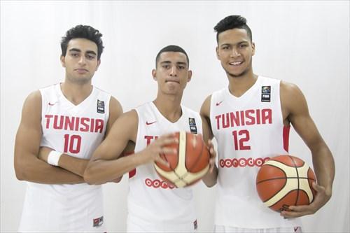10 Mohamed Aziz Mili (Tunisia)