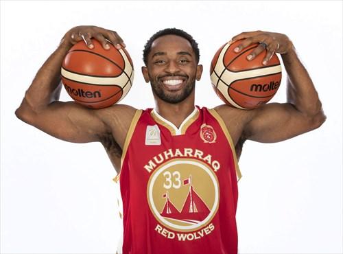 33 Michael Latrent Harris (Muharraq)