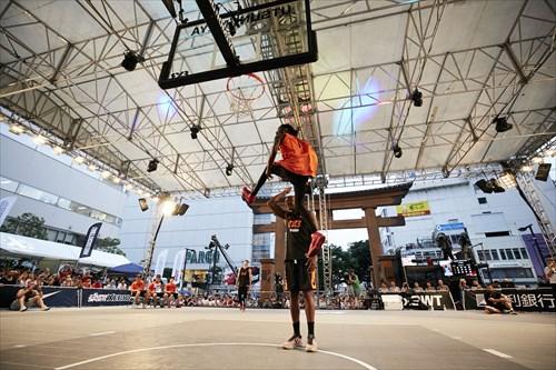 dunk contest