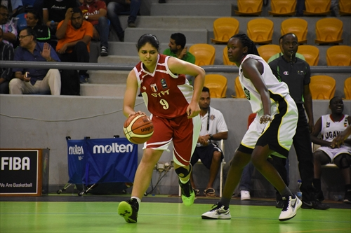 9 Mariam Khalaf (EGY)