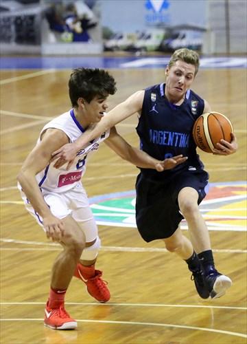8 Diego Gonzalez (PUR), 9 Gaston Bertona (ARG)