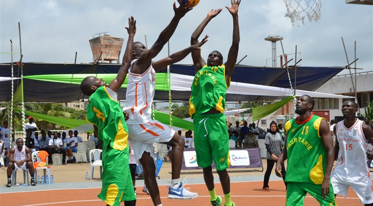 Twenty-four teams from 14 countries to star at FIBA 3x3 Africa Cup 2018