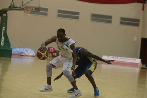 6 Michael Benoît Mokongo (CAF)