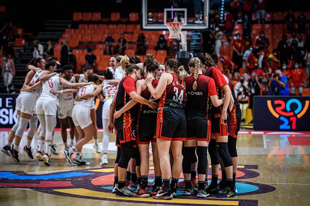Serbia derrota en la semifinal y jugará la final del Eurobasket de España y Francia