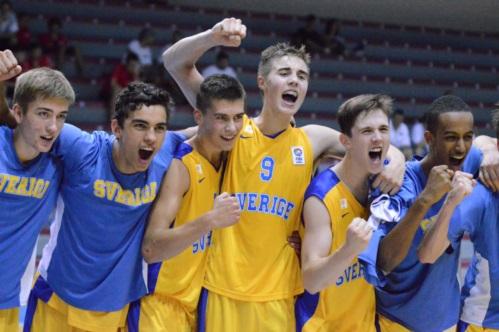 FIBA U16 European Championship Division B 2015