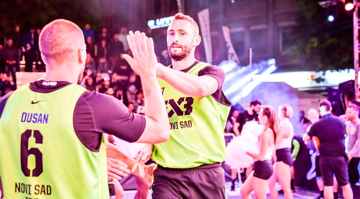 How the undefeated Novi Sad Al Wahda dropped to second seed and what it means for the FIBA 3x3 World Tour Bloomage Beijing Final