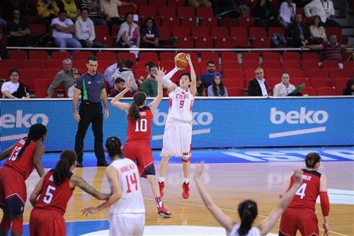 9 Yanyan JI (China)