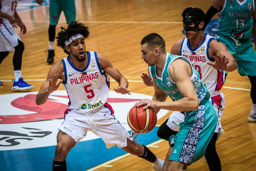 Philippines - FIBA Basketball World Cup 2019 Asian Qualifiers 2019