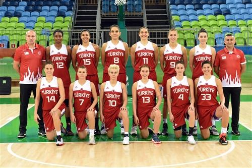 Turkey National Women's Team
