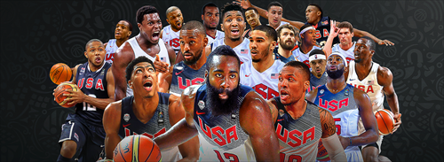 Davis, Harden, Lowry headline 20-strong USA preliminary squad for World Cup