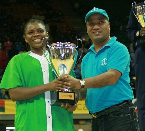 All Star Five, Rita Happy JAMES (Nigeria)