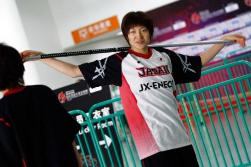 15 Asako O (Japan)