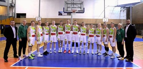Pavel Prokes (CZE), David Zdenek (CZE), null Monika Verlikova (CZE), null Veronika Remenarova (CZE), null Milena Prokesova (CZE), null Gabriela Andelova (CZE), 23 Ludmila Dudackova (CZE), 21 Barbora Holubova (CZE), 15 Sarah Berankova (CZE), 12 Edita Sujanova (CZE), 11 Monika Satoranska (CZE), 8 Ilona Burgrova (CZE), 7 Karolina Jandova (CZE), 6 Tereza Lancova (CZE), 5 Eva Kopecka (CZE), Eurocup KP BRNO - REYER VENEZIA
