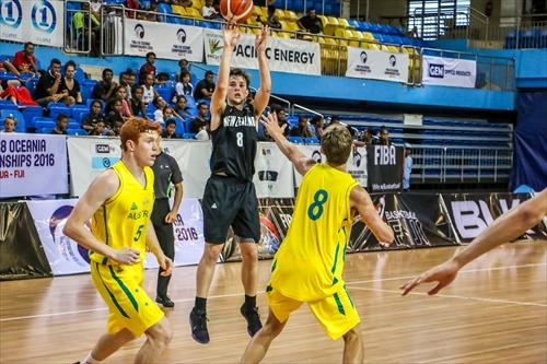 8 Quinn Nicholas Clinton (NZL)