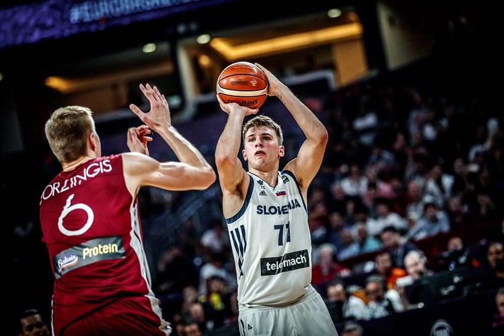 Resultado de imagen de luka doncic eurobasket 2017