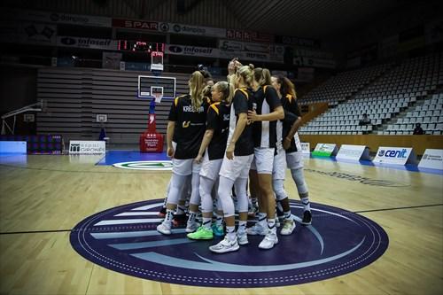 Aija Brumermane (TTTR), Binta Drammeh (TTTR), Megan Nicole Huff (TTTR), Ilze Jakobsone (TTTR), Ieva Korzane (TTTR), Kate Kreslina (TTTR), Kitija Laksa (TTTR), Dinija Pavelsone (TTTR), Karline Pilabere (TTTR), Ieva Pulvere (TTTR), Jessica Thomas (TTTR), Taisiia Udodenko (TTTR)