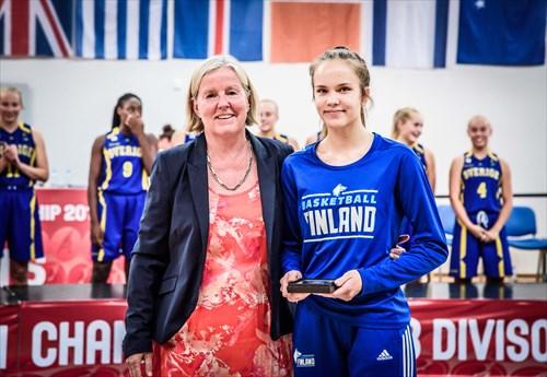 10 Janette Aleksandra Aarnio (FIN)