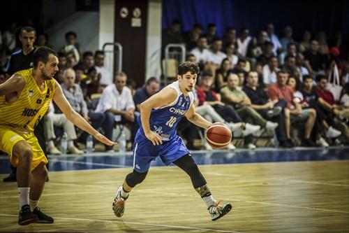 10 Constantinos Rafail Constantinides (CYP), Kosovo v Cyprus Final Game