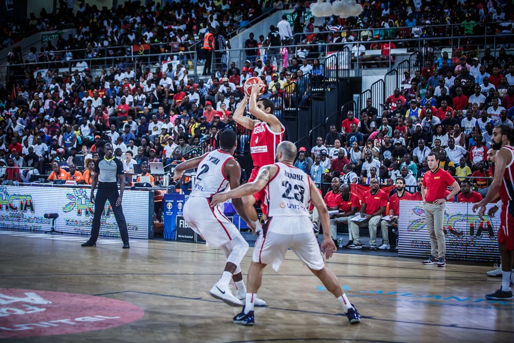 Angola - FIBA Basketball World Cup 2019 African Qualifiers